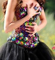 Платье знаменитостей JA