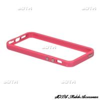 Чехол для для мобильных телефонов Stylish Plastic & TPU Combo Bumper Case Cover for iPhone 5