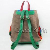 Free Shipping GK Women Girls Causal Canvas Backpack Rucksack School Bag BG81