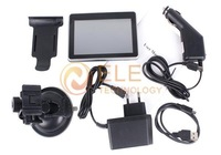 GPS-навигатор 5 inch GPS Navigation with Bluetooth AV-IN 4GB car GPS