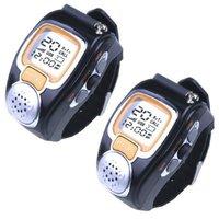 Рация 2pcs Two Way Radio Walkie Talkie Wrist Watch Style