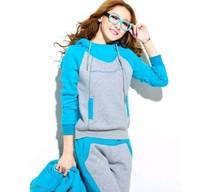 Товары на заказ New arrived thin set women jacket coat sports Leisure hoodie set, fashion hoodies, sweatshirts