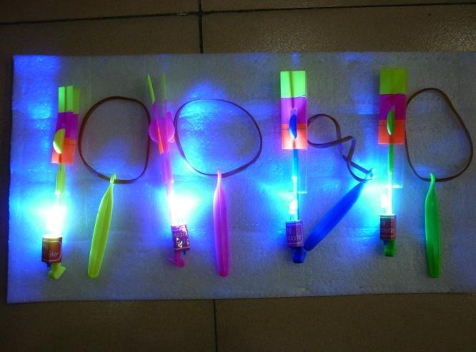 Детские светящиеся игрушки своими руками