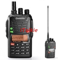 Рация DHL x Wouxun KG-UV6D dual band two way radio walkie talkie dualband new KGUV6D UV6D