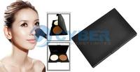 женщины Косметика косметический Контурная заливка маскирующее порошок цветов палитры 2