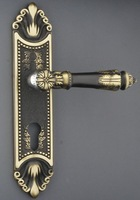 Дверная ручка BRASSHANDLE HIGH QUALITY European style Luxurious /Door handle set w/lock brass