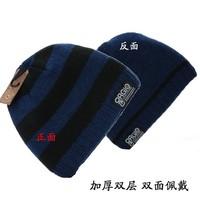 Хан издание мужчин открытый моды теплой спортивного шляпу дамы Новая зимняя шерстяная шапочка вязание