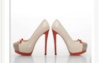 Туфли на высоком каблуке  GSH-0012
