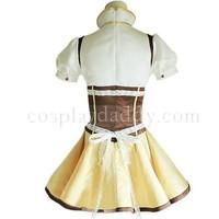 Женский маскарадный костюм Puella Magi Madoka Magica Tomoe Mami Cosplay Costume
