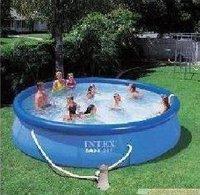 INTEX56970 dish family swimming pool / inflatable pool