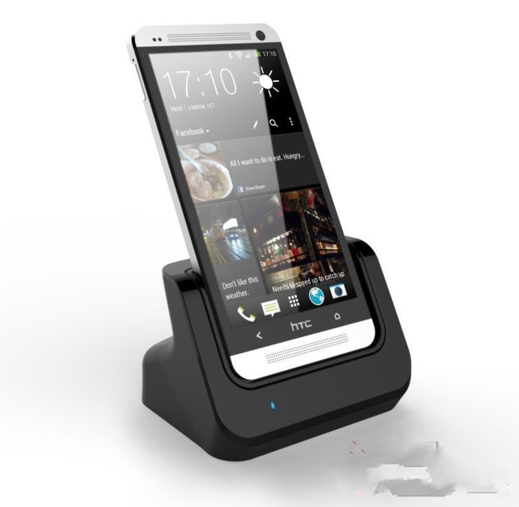 Купить Зарядное устройство для мобильных телефонов OEM HTC 801e 802T 802W 802D USB Desktop с бесплатной доставкой