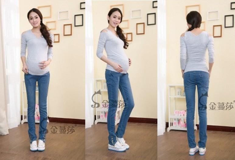 Как выбрать брюки беременным