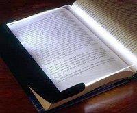Светодиодное освещение Hot LED Night Book Reading Light Panel Lightwedge Paperback wf2038