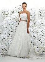 Свадебное платье The Newest style+Elegant Embroidered+Superior quality Bridal wear