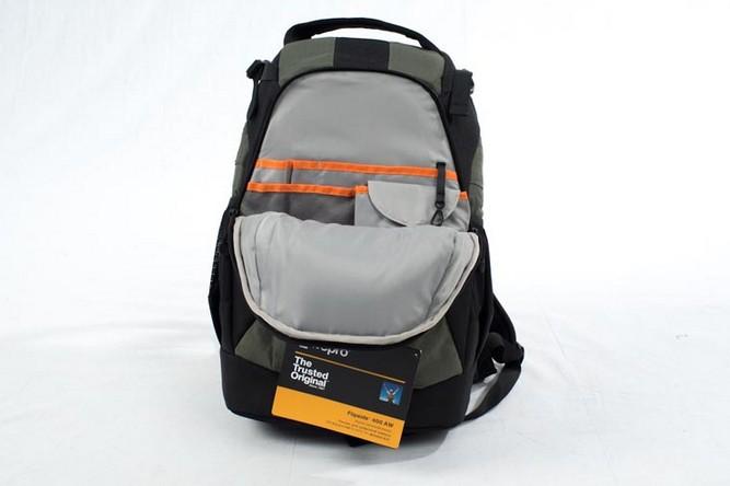 image for New Lowepro Flipside 400 AW DSLR Digital SLR Camera Photo Bag Waterpro