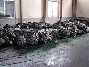 Motores usados de vehiculos