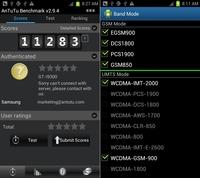 Мобильный телефон GT i9300 Android phone 4.7' 1280x720 AMOLED Screen MTK6577 Dual-ore WiFi GPS 3G WCDMA 512M RAM 4GB Black White