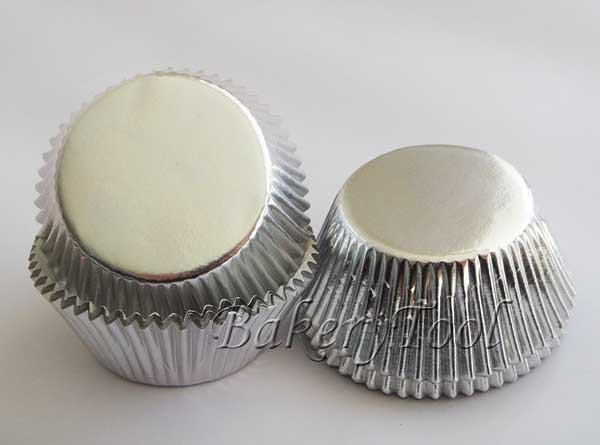 Как сделать формочки из фольги для кексов своими руками