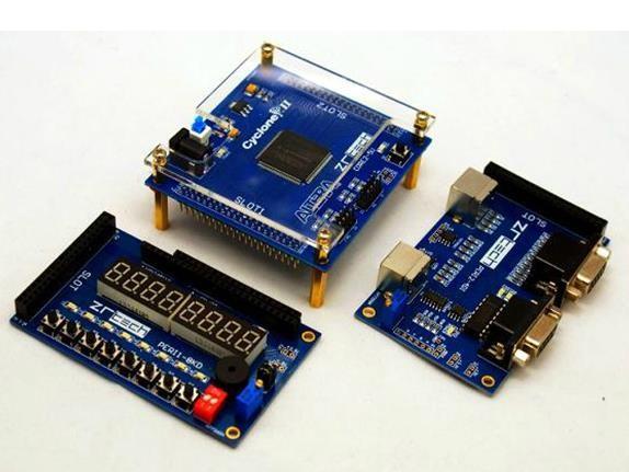 Free Shipping! 1pc ZRtech Altera FPGA development board SOPC learning board NIOS