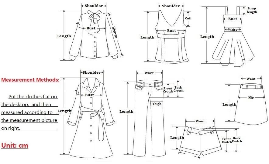 clothing measurement1