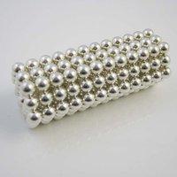 Неокубы, Кубики-Рубика Neo Cube Magnetic Balls Buckyballs Magcube 5MM 1000PCS Black