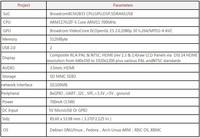 Промышленные компьютеры и Аксессуары Embedded PC ARM DDR HDMI Cable 2.4G Remote Keyboard SD