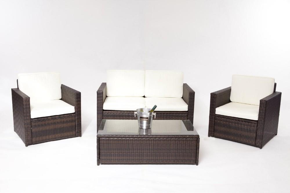 mobiliario de jardim em ratan