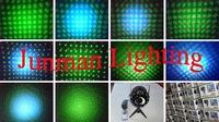 12pcs 150mw, зеленый и красный пульт дистанционного управления лазерного света лазерный свет анимации лазер машина dj освещение