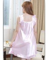 Женские ночные сорочки и Рубашки Concise Design Charming Gallus Sleepwear