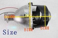 Free shipping/Universal HID Bi Xenon Headlight Projector Lens Hi/Lo light xenon kit Angel Eye 9005 9006 H1 H4 H7 4300K 6000K