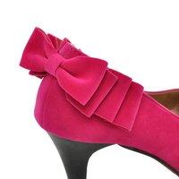 Туфли на высоком каблуке new style Nubuck women's high heel pumps shoes 5 colours Drop shipping XLLD D-6
