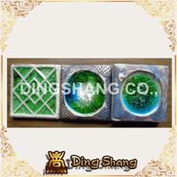 Personalized outdoor decorative handmade ceramic tiles