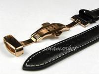 Ремешок для часов 21 Push S52Ra S52Ra  (21mm,Black)