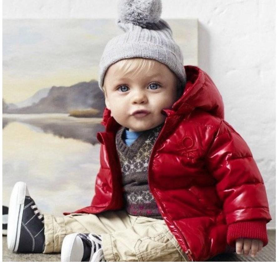 Красный черный бесплатная доставка 1 шт./лот новый пальто одежды, Ультра-теплый зимнее пальто для мальчиков