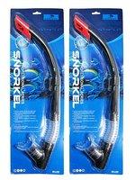 Трубка для плавания с маской под водой New Divers Dry Diving Snorkel Tube Under Water Swiming Sports