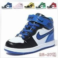 Кроссовки для мальчиков children shoes high sneakers kids wear-resisting sport shoes 5 colors EU size:26-37 Искусственная кожа