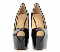 весной и летом мода 14 см на высоких каблуках обувь сандалии Свадьба Выпускной Обувь партии