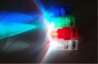 wholesase Светодиодные палец света, лазерного пальца, балки кольца факел для партии, розничная торговля, 4pcs/сумки