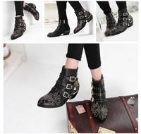 Женские ботинки #Y10508F