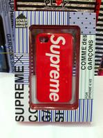 высокое качество пластиковые случае Верховный чехол для iphone 5