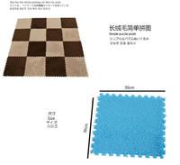 Детский игровой коврик 30x30cm