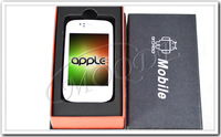 Mini I9300 3.5 inch Capacitive touch Screen Android 4.0 WIFI 320*480 dual sim cards standby Mobile Phone