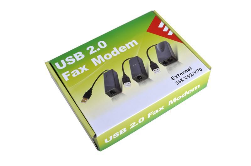 56k v92 fax voice modem