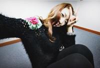 Женский пуловер New 2013 Autumn Winter Designer Fashion Sexy Loose Mohair Sweaters Women Coat