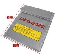 Запчасти и Аксессуары для радиоуправляемых игрушек RC Fireproof Lipo Li-Po Battery Safety Guard Charge Bag safe 300 x 230 mm