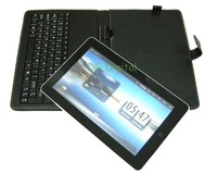 "New arrival 10"" 10 inch Keyboard Flip Stand Case Cover USB Keyboard Leather Case for Tablet PC MID ePad"