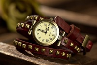Наручные часы 2013 Hight quality cow leather Band JQ watches, women watches ROMA watch header