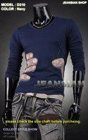 Мужская футболка 7 colors big Hand t shirt! Man v-neck clothes Printing Hot 3D visual creative personality spoof grab your cotton T-shirt D310