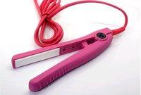 Утюжок для выпрямления волос electric Travel flat hair iron mini hair straightener ceramic flat curling iron