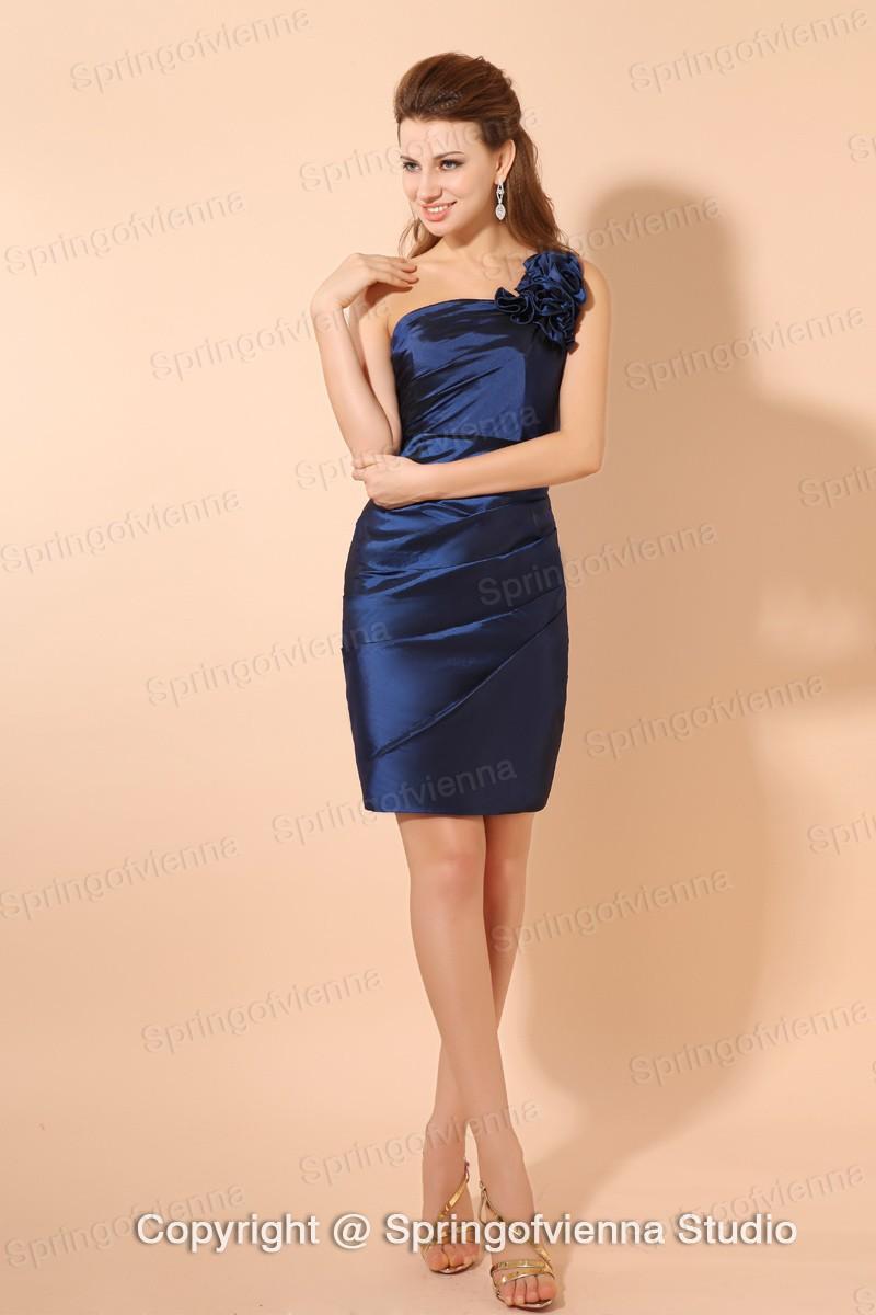 Navy Blue Party Dresses - Ocodea.com